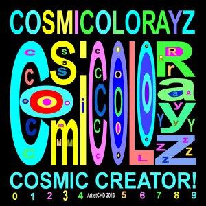 CosmiColoRayz_color neg image